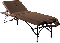 Массажный стол Vision Fitness Apollo Deluxe C (коричневый) -