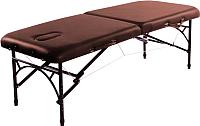 Массажный стол Vision Fitness Apollo I C (коричневый) -