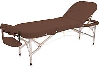 Массажный стол Vision Fitness Apollo Xform C (коричневый) -