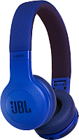 Наушники-гарнитура JBL E45BT / JBLE45BTBLU (синий) -