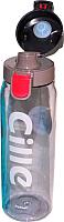Бутылка для воды No Brand XL-1713 (серый) -