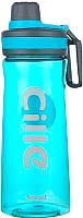 Шейкер спортивный No Brand XL-1610 (голубой) -