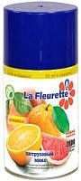 Сменный блок для освежителя воздуха La Fleurette Цитрусовый микс (300мл) -