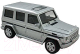 Радиоуправляемая игрушка MZ Автомобиль Mercedes Benz G55 / 27029 -