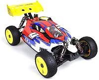 Радиоуправляемая игрушка ZD Racing Автомобиль ZRB-2 Nitro Buggy (9001) -