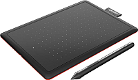 Графический планшет Wacom One by Wacom Small / CTL-472-N -