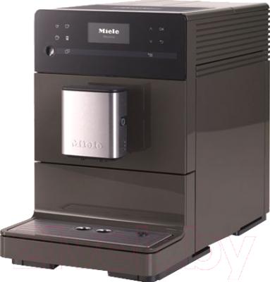 Кофемашина Miele CM 5300 (черный обсидиан)