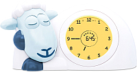 Интерактивная игрушка Zazu Ягненок Сэм / ZA-SAM-02 (синий) -