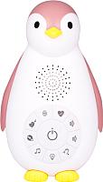 Интерактивная игрушка Zazu Пингвиненок Зои / ZA-ZOE-03 (розовый) -