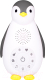 Интерактивная игрушка Zazu Пингвиненок Зои / ZA-ZOE-01 (серый) -