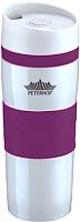 Термокружка Peterhof PH-12418 (фиолетовый) -