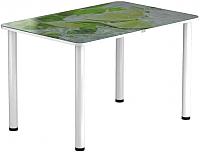 Обеденный стол Васанти Плюс ПРФ 120x80 (белый/55) -