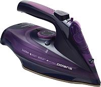 Беспроводной утюг Polaris PIR 2489K Cordless (фиолетовый) -