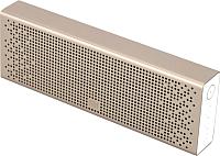 Портативная колонка Xiaomi Mi Bluetooth Speaker (золото) -