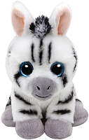 Мягкая игрушка TY Beanie Babies Зебра Stripes / 41198 -
