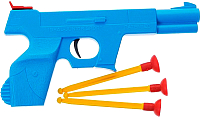 Бластер игрушечный Bauer Пистолет Спецназ 087 (в коробке) -