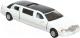 Автомобиль игрушечный Kinsmart Lincoln Town Car 1 / KT7001W -