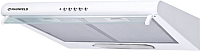 Вытяжка плоская Maunfeld MP 350 - 2 (белый) -