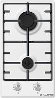 Газовая варочная панель Maunfeld EGHE.32.3EW/G -