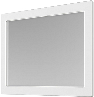 Зеркало Аква Родос Беатриче 100 / АР0001661 (белый/патина хром) -