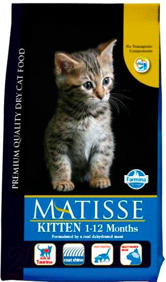 Купить Корм для кошек Farmina, Matisse Kitten (10кг), Италия