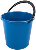Ведро Белпласт с194-2830 (синий) -