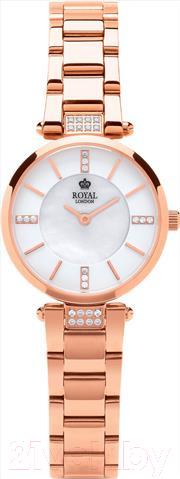 Купить Часы наручные женские Royal London, 21355-04, Великобритания