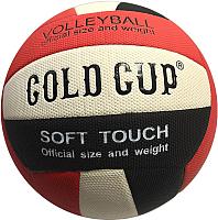 Мяч волейбольный Gold Cup BWB-18 -