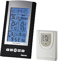 Метеостанция цифровая Hama EWS-800 / 76045 -