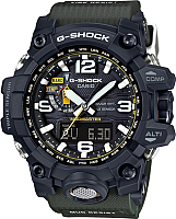 Часы наручные мужские Casio GWG-1000-1A3ER -