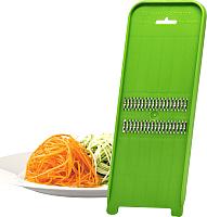 Терка кухонная Borner Classic 3810136 (салатовый) -