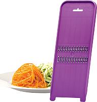Терка кухонная Borner Classic 3810334 (сиреневый) -