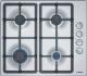 Газовая варочная панель Bosch PBP6C5B91R -