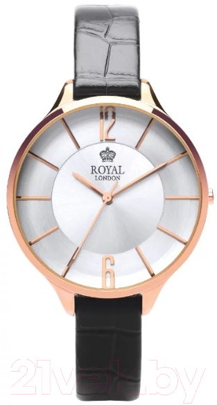 Купить Часы наручные женские Royal London, 21296-05, Великобритания