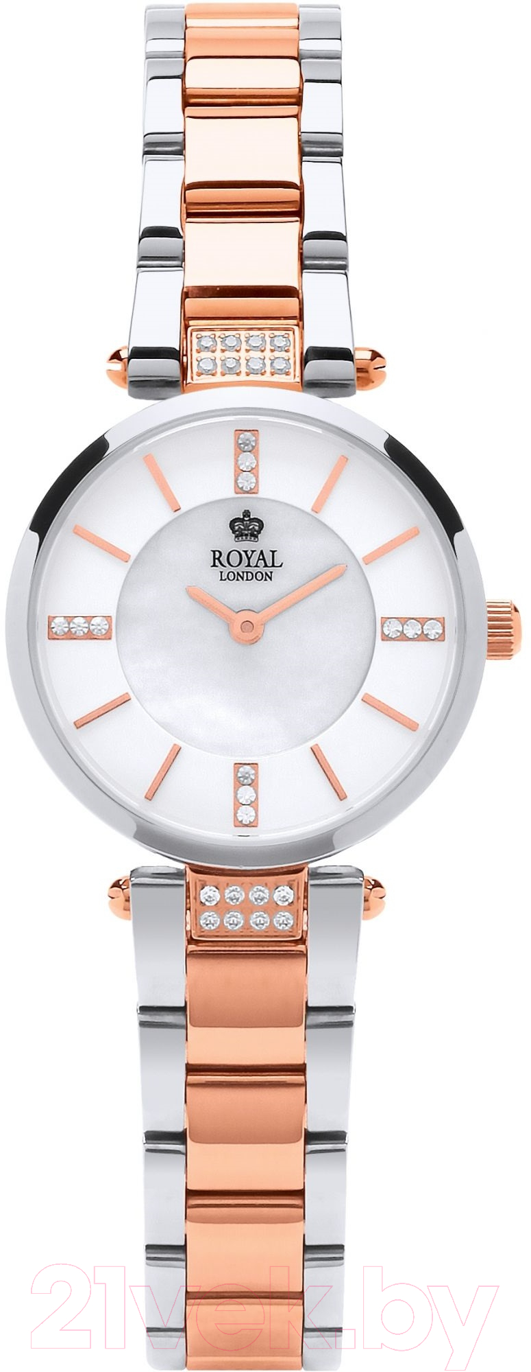 Купить Часы наручные женские Royal London, 21355-05, Великобритания