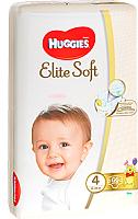 Подгузники Huggies Elite Soft 4 Mega (66шт) -