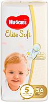 Подгузники Huggies Elite Soft 5 Mega (56шт) -