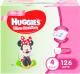 Подгузники Huggies Ultra Comfort 4 Disney Girl (126шт) -