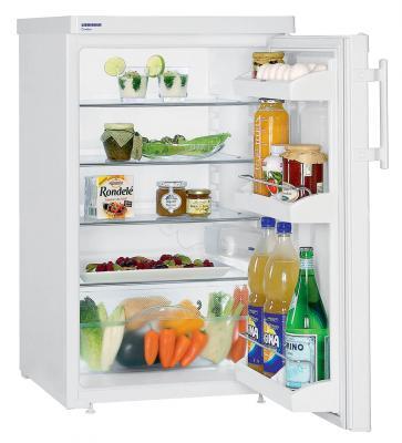 Холодильник без морозильника Liebherr T 1410 Comfort - с открытой дверью