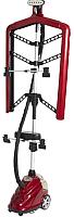Отпариватель Grand Master GM-S205 Professional (красный, с каркасной вешалкой) -
