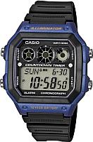 Часы наручные мужские Casio AE-1300WH-2AVEF -