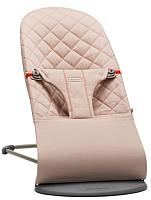 Детский шезлонг BabyBjorn Bliss Cotton 0060.14 (розовый) -