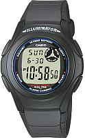 Часы наручные мужские Casio F-200W-1AEF -