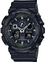Часы наручные мужские Casio GA-100L-1AER -