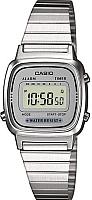 Часы наручные женские Casio LA670WEA-7EF -