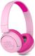 Наушники-гарнитура JBL JR300BT PIK (розовый) -