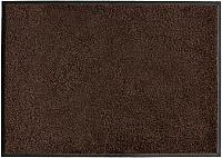 Коврик грязезащитный Kleen-Tex Iron Horse DF-000 (150x300, темно-коричневый) -