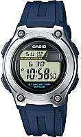 Часы наручные мужские Casio W-211-2AVES -