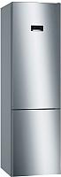 Холодильник с морозильником Bosch KGN39VI2AR -