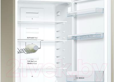 Холодильник с морозильником Bosch KGN39VK16R